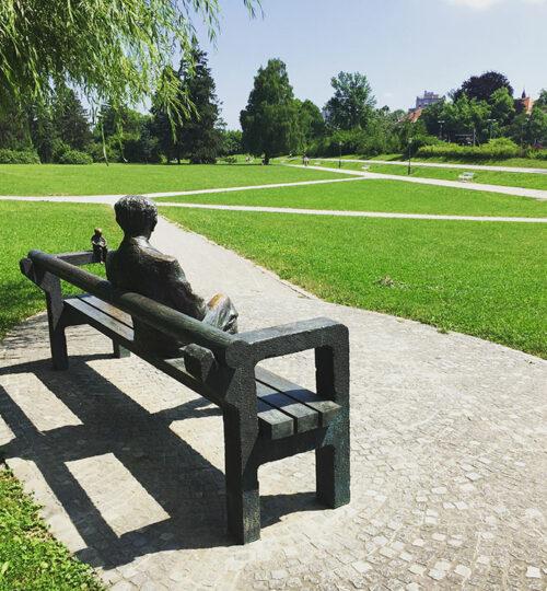 Tivoli: zelena pljuča mestaTivoli park: green lungs of the city