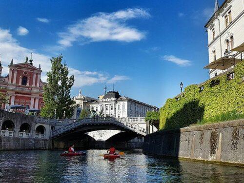 Ljubljanica (river)